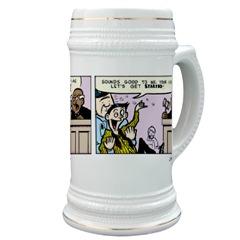Drinking Joke Mug